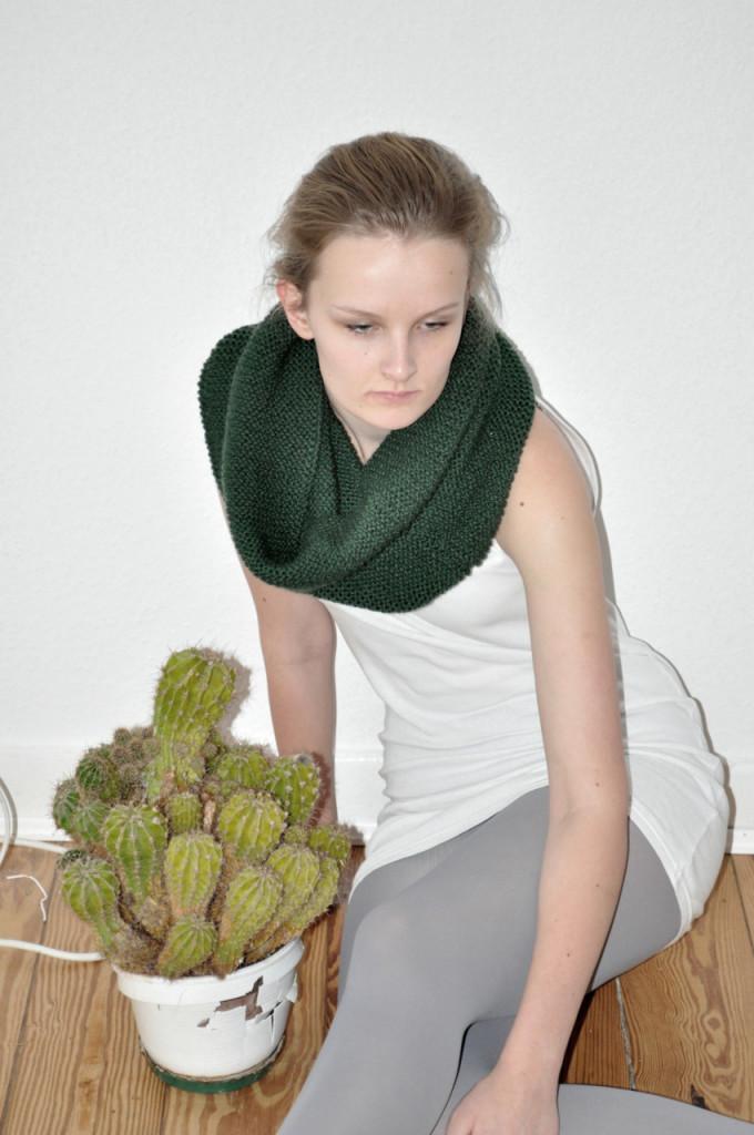 Schal verde