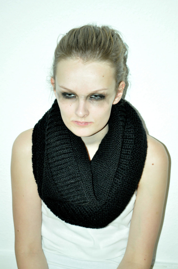 Schal noire