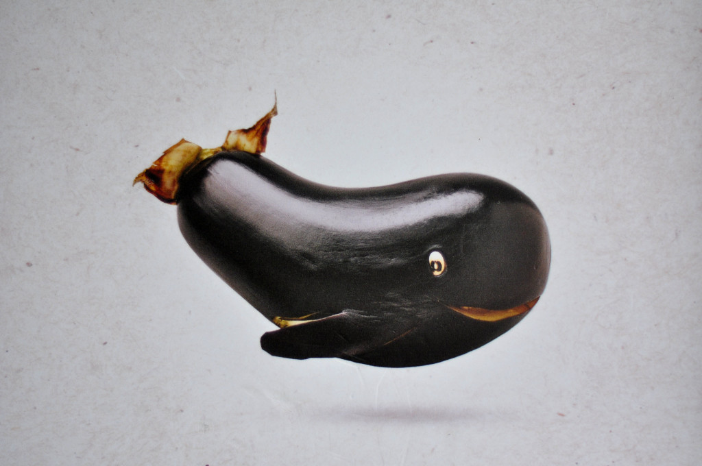 Happy Aubergine