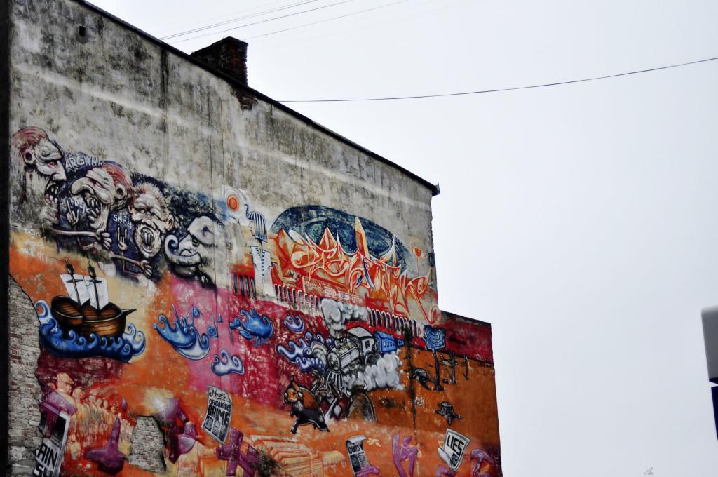 Grafiti Belgrad II