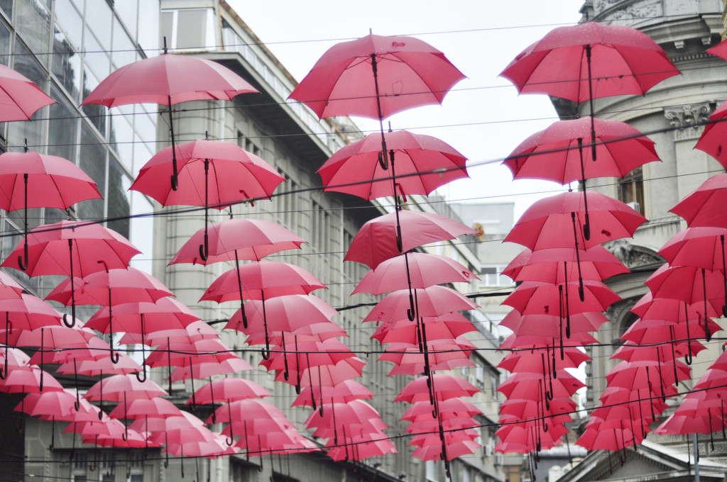 Umbrella Belgrad