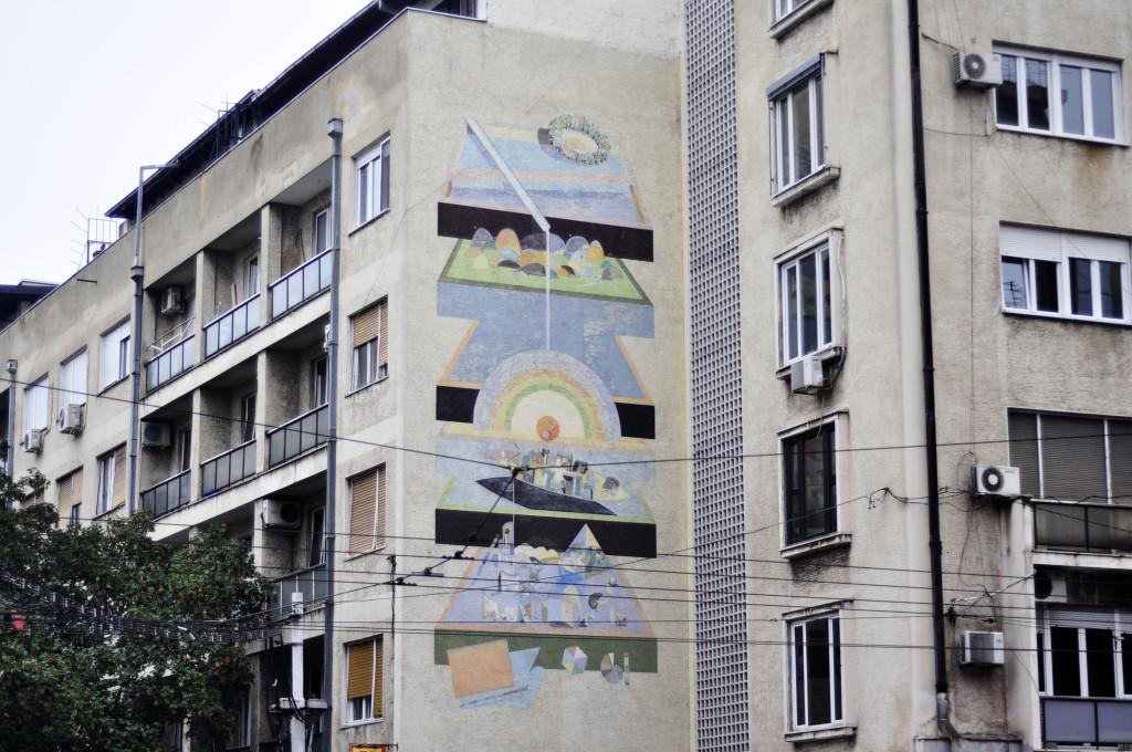 Graffiti Belgrad
